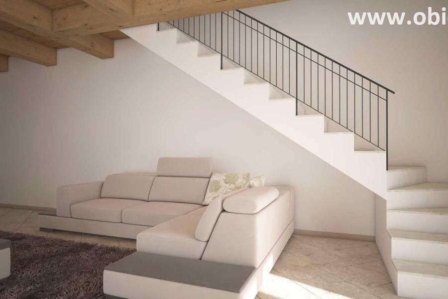 fotografie - Villa bifamiliare Faenza (RA) Campagna Monte